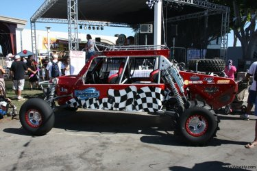 2010 ASA Raffle Car