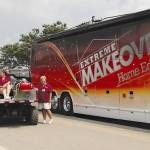 Kimtek MEDLITE Transport Used on Extreme Home Makeover Show
