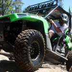 Rolling on the Rubicon Trail with Big Tires on our Kawasaki Teryx