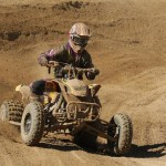 Motoworks/ Can-Am DS 450 Pro ATV Racer Josh Frederick Wins WORCS Round 8