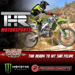 THR Motorsports / Monster Energy / Precision Concepts Kawasaki Ready To Hit San Felipe