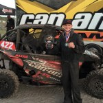 MILLER PILOTS CAN-AM MAVERICK TO GNCC VICTORY