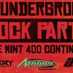 "UTVUnderground To Host Massive ""Block Party"" During 2017 Mint 400 Contingency"