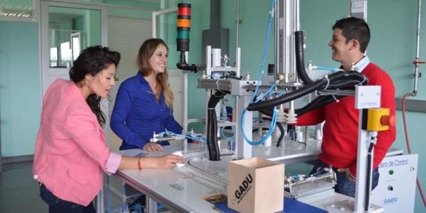 Laboratorio célula de Manufactura