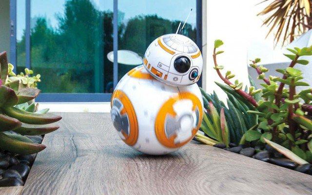 BB-8, el robot de Star Wars que querrás para Navidad