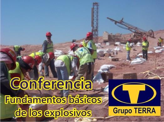 Conferencia Alumnos de Minería