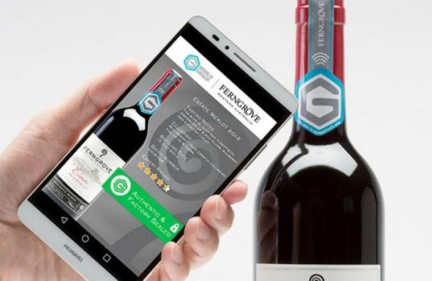 smart-wine-bottle-thinfilm-technology
