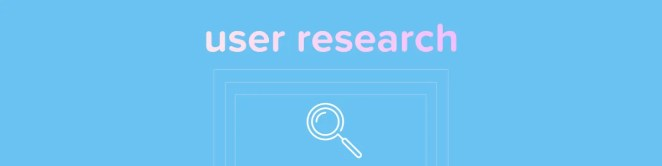 user research section image