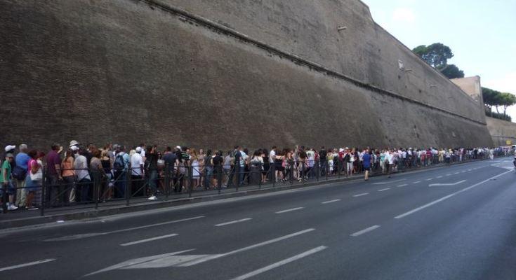 Roma'ya gidenlerin yaptığı en büyük hata! 2