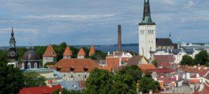 Tallinn sokaklarında zaman yolculuğu 28
