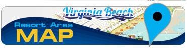 Virginia Beach Resort Area Map