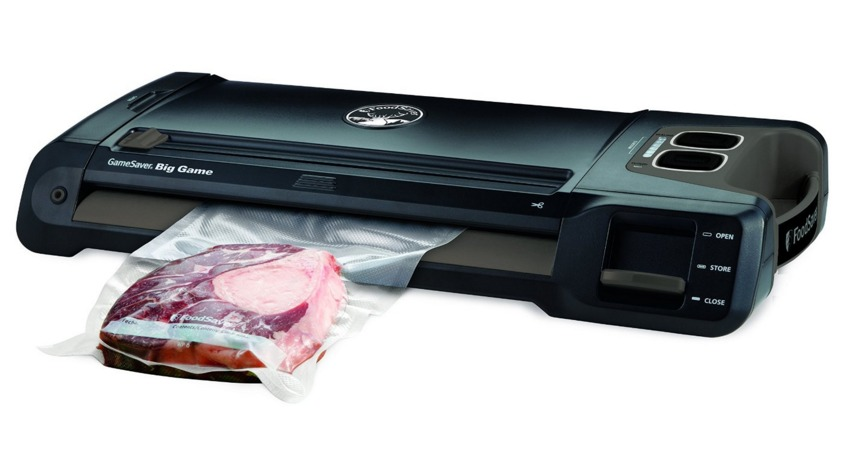Best vacuum sealer - FoodSaver GameSaver Big Game GM710-000 Vacuum Sealing System