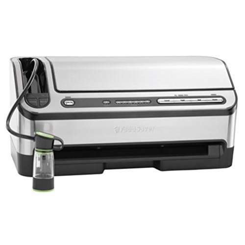 Best vacuum sealer - FoodSaver 4980 2-in 1 Vacuum Sealing System