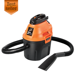ArmorAll AA255 Utility Wet-Dry Vacuum