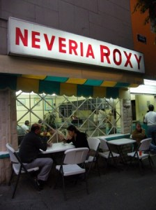 A favourite spot in the Condesa neighborhood.