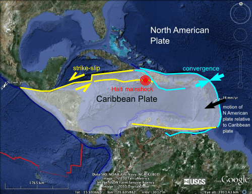 Fault Lines in the Caribbean
