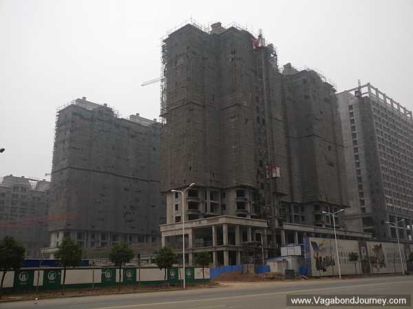 construction-xinyang-china