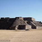 Monte Alban archaeology site
