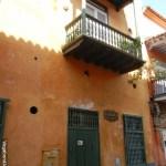 Orange House Balcony