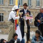 Politicians in Bogota