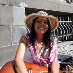 Street Musician in Iceland