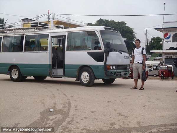 tourist shuttle guatemala