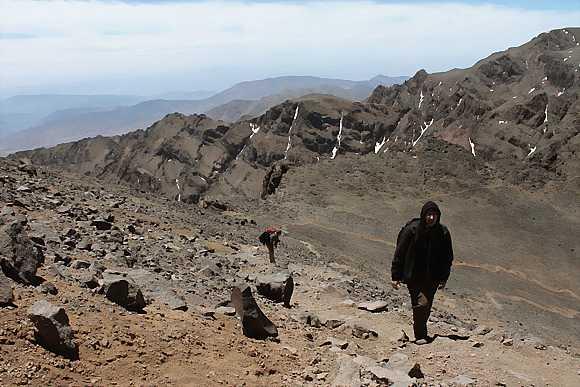 Trekking Toubkal Morocco