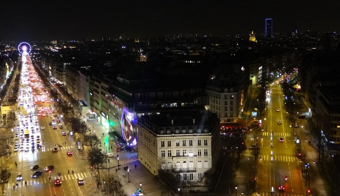 Traveler's Logs: We'll Always Have Paris