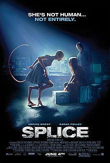 Splice-Poster