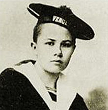 female vagabond