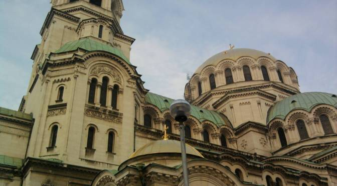 Nevsky Cathedral in
