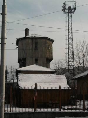Water Tower Pernik