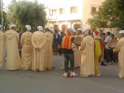 Cherry Festival Morocco