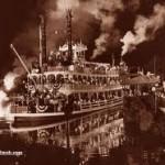 Mark Twain Riverboat Steamship