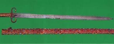 the prophet's sword