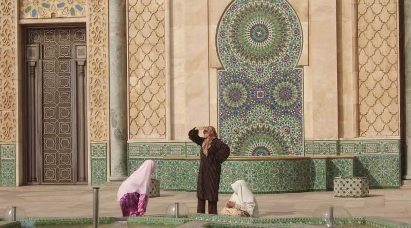 tour of Casablanca Hassan II Mosque