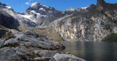 Ankash Peru, Hiking in Peru