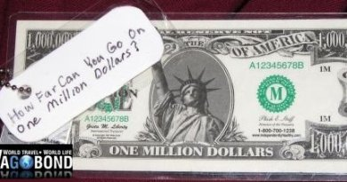 million dollar travel sweepstakes