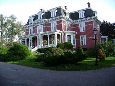 Historic inns of Nova Scotia