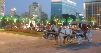 Izmir Motorbikes and a Wagon