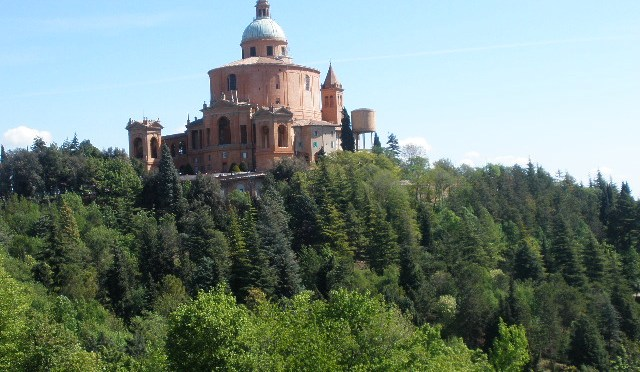 Bologna, Italy – Pilgrimage to the Sanctuary of the Madonna di San Luca