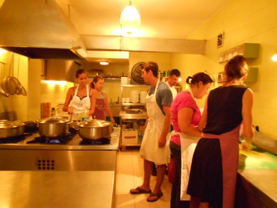 Istanbul cooking class