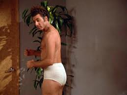 cosmo kramer in his underwear