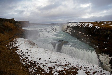 cc image of Gulfoss, Iceland courtesy of Bryan Pocious