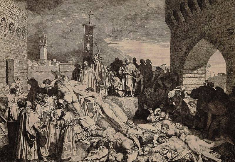 an overview of the destruction and devastation caused by the black death of the middle ages What caused the middle ages save cancel already exists would you like to merge this question into it the black death (or.