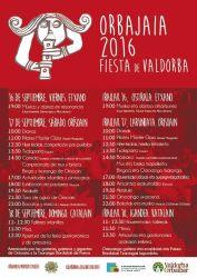 Todo preparado para la Orba Jaia 2016