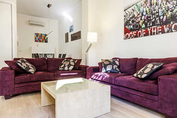 NICE FURNISHED APARTMENT TO RENT IN VALENCIA CITY CENTER