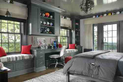 Medium Of Boys Room Decor