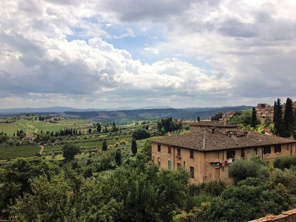 Medieval towns of Tuscany