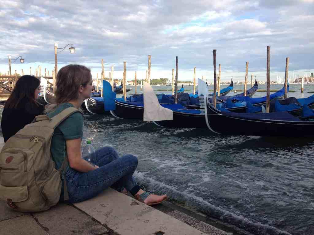Contemplating Venice